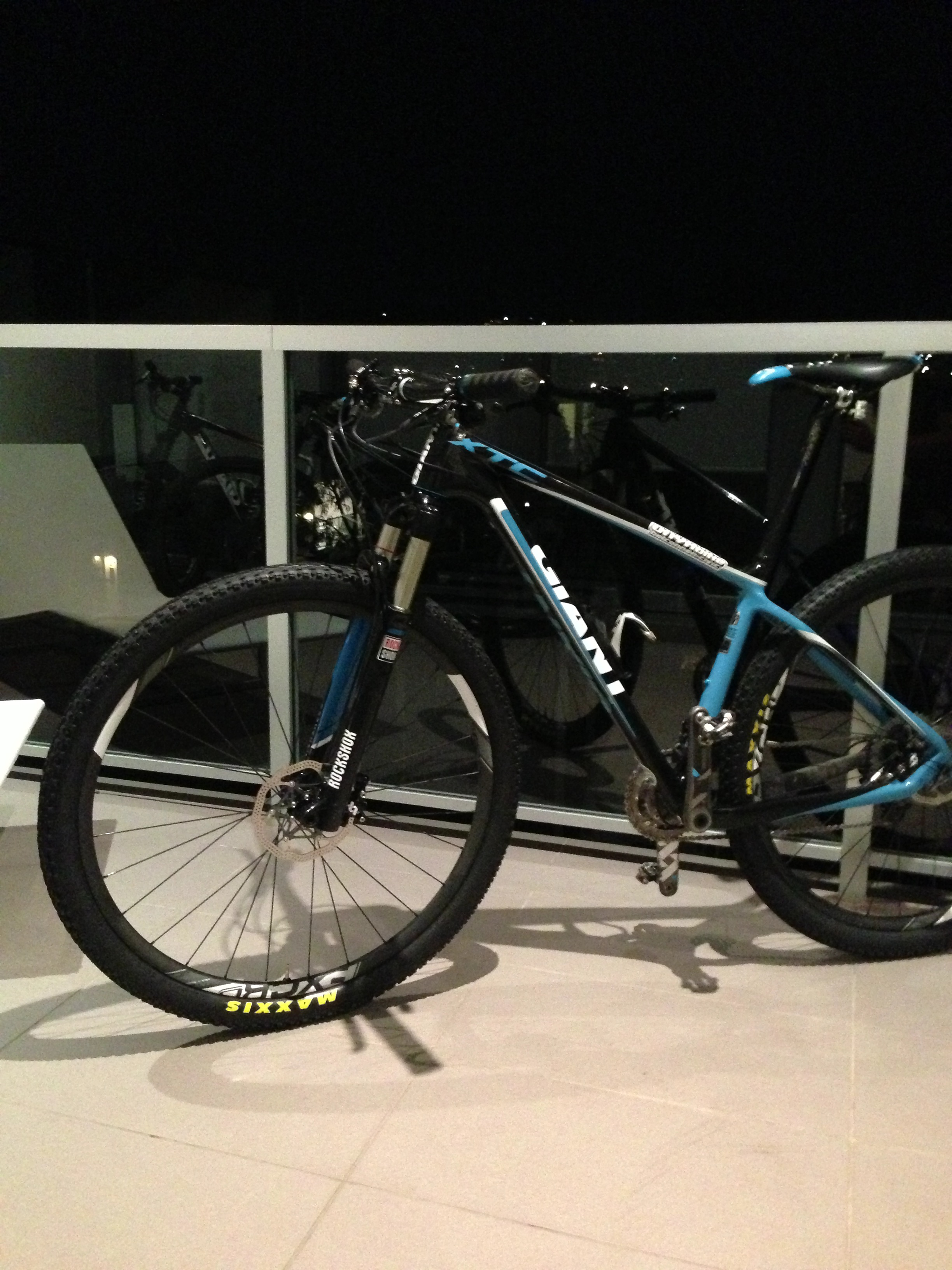 Giant XTC Advanced SL 29er 0